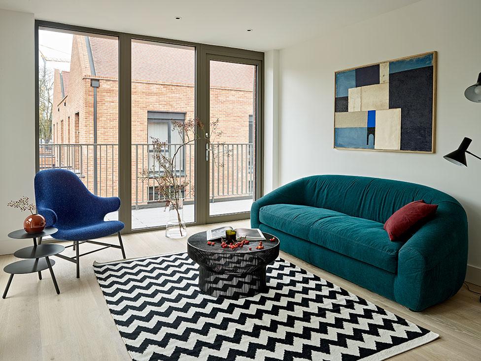 Наталья Маслова: современный минимализм в Лондоне