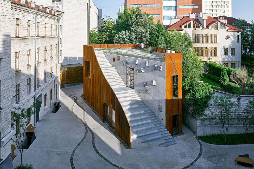 ArchDaily&Strelka: три лауреата конкурса для молодых архитекторов