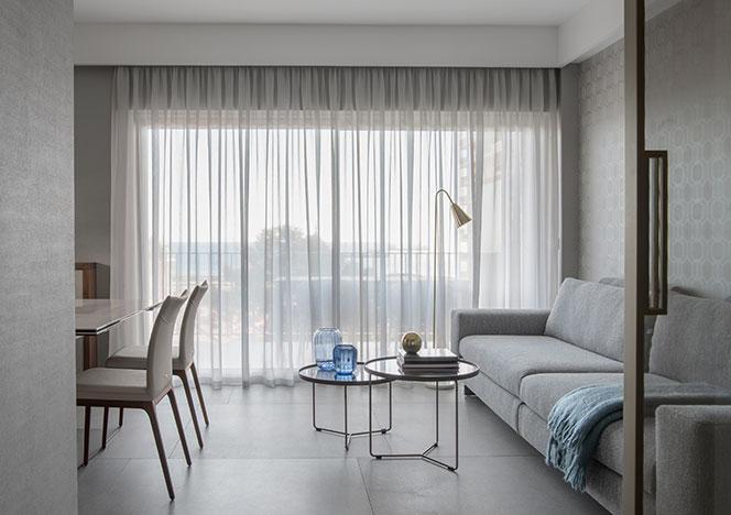 Мария Губина: квартира с видом на море