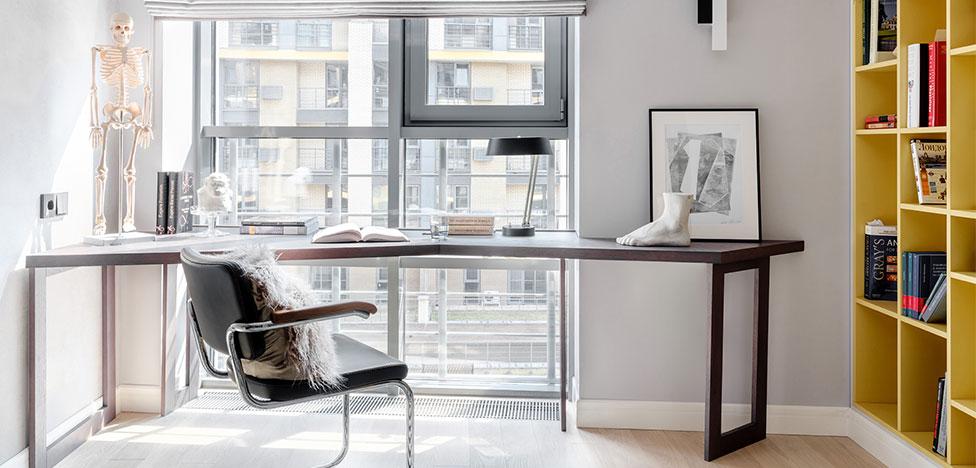 Светлана Селиванова: маленькая квартира-студия для студента-медика
