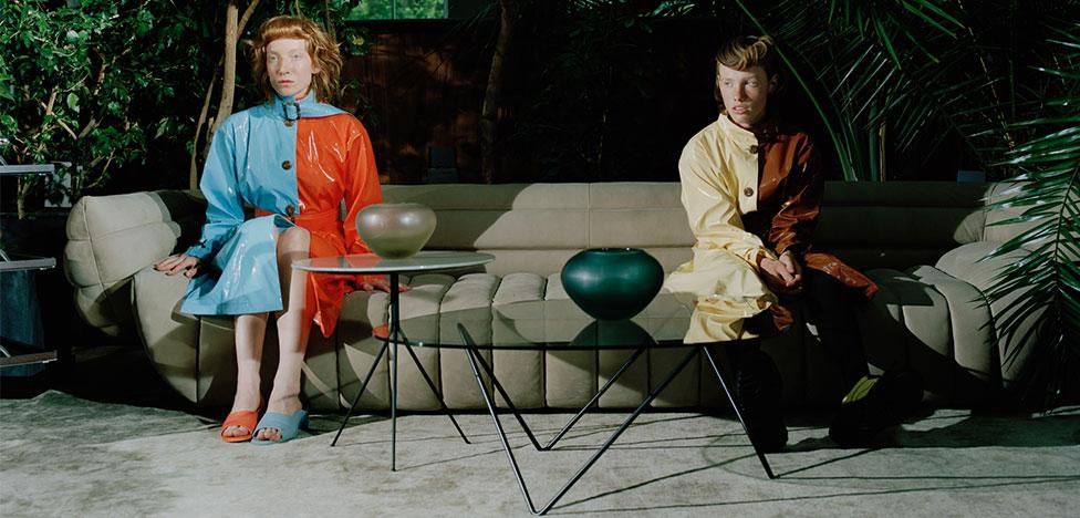«Цветной» х Krassky: мебель и мода