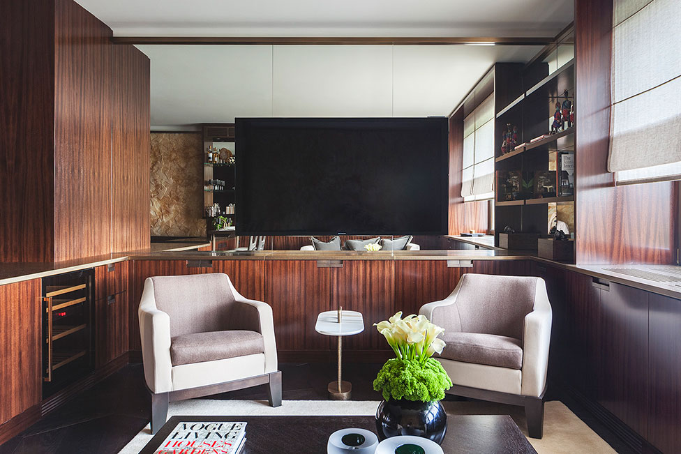 Copper & Tin: квартира тех, кто любит перемену мест