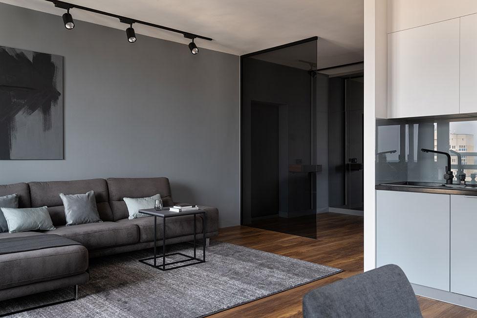 Семейная квартира в Екатеринбурге по проекту On_Design_Lab