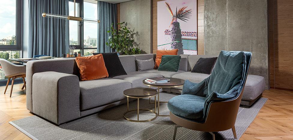 DreamDesign: квартира в пастельных тонах