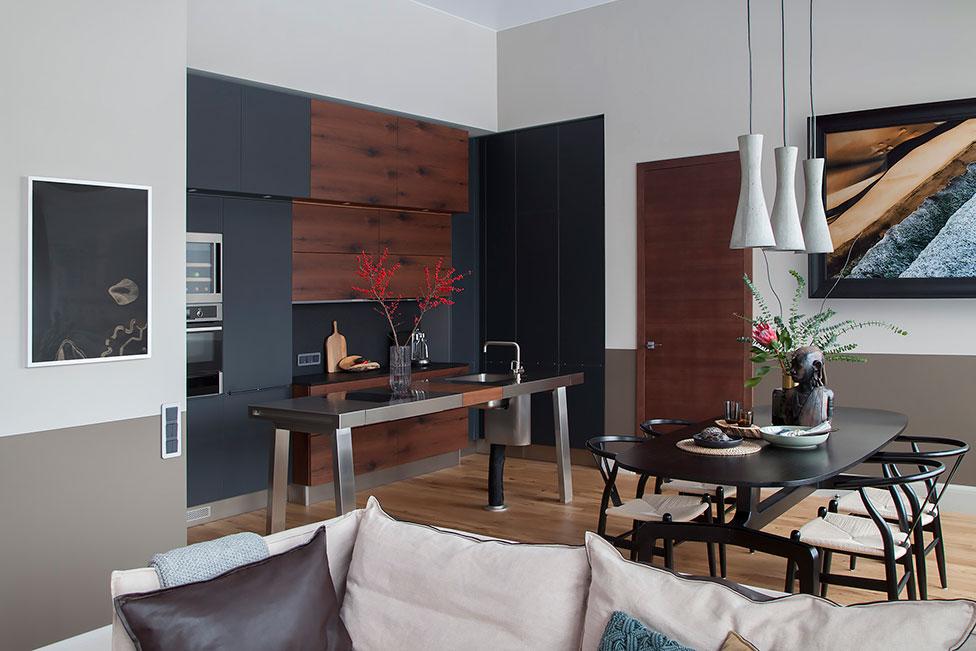 Проект Oh, boy!: квартира с характером