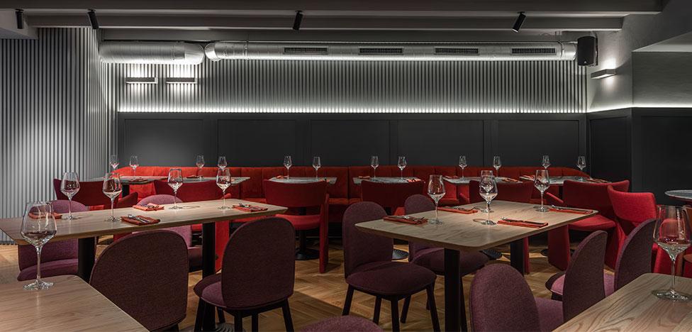 V12 Architects: ресторан и бар Tyler