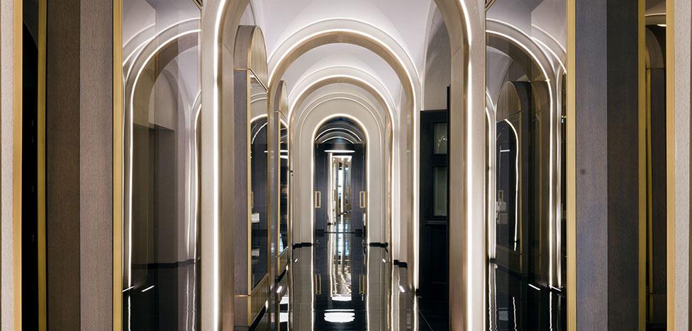 Марко Пива обновил «Пантеон» в Риме