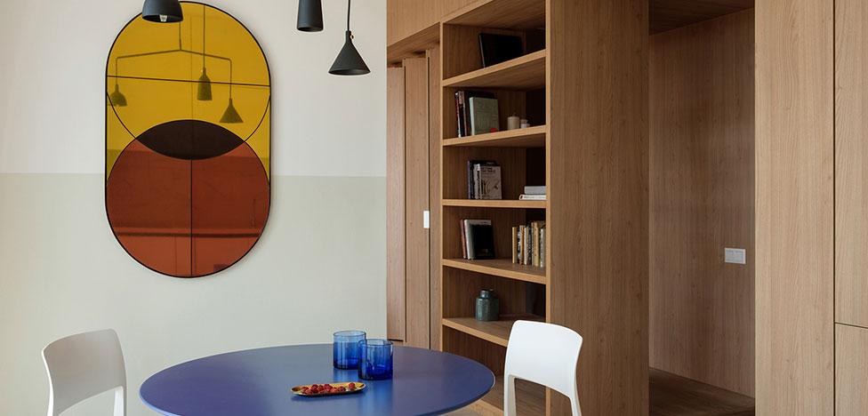 Aртем Тригубчак: маленькая квартира в Одессе