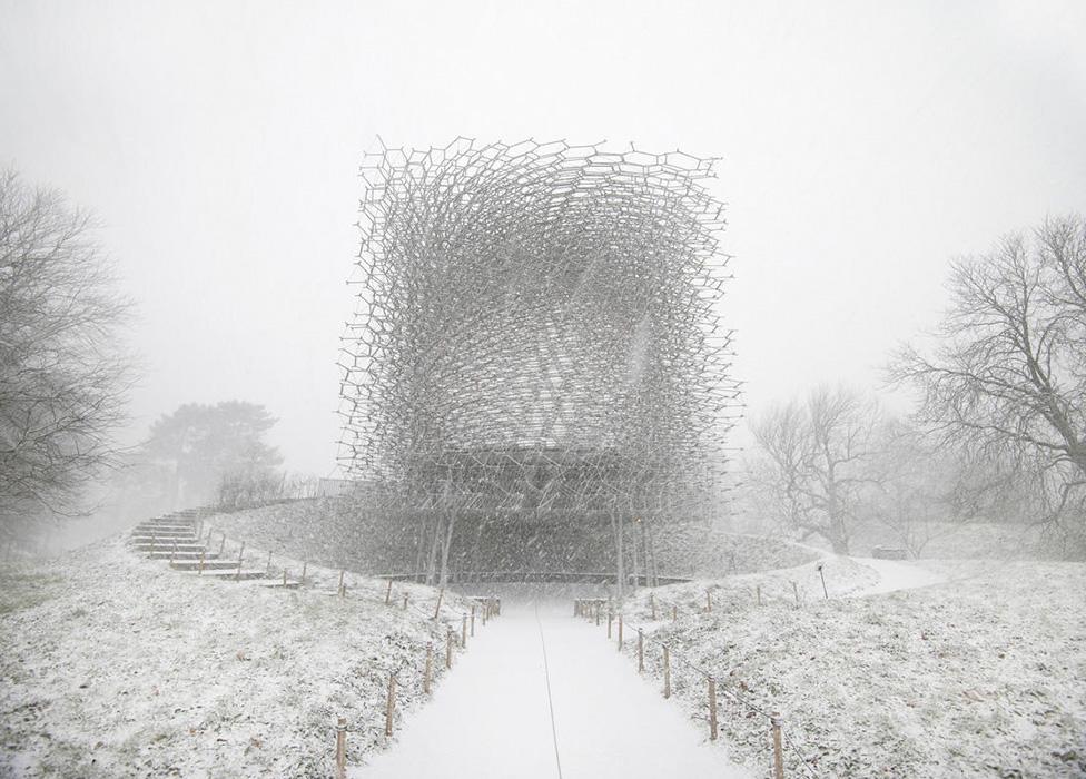 Архитектурная фотография: лучшие в 2018 году