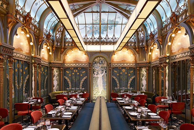 Humbert & Poyet: парижский Beefbar