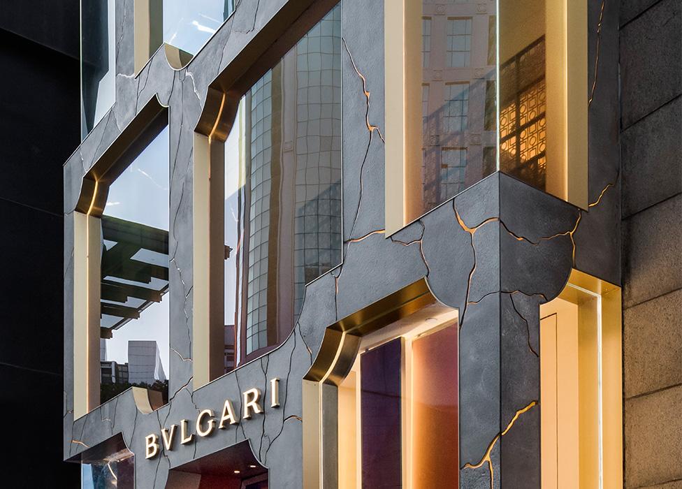 Архитекторы MVRDV: инновационный фасад для Bulgari