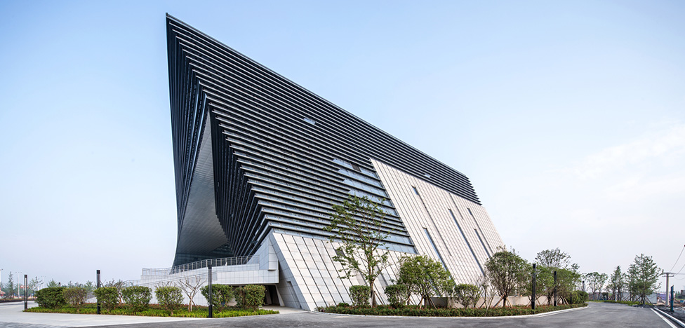 Huangshi Urban Complex by AUBE