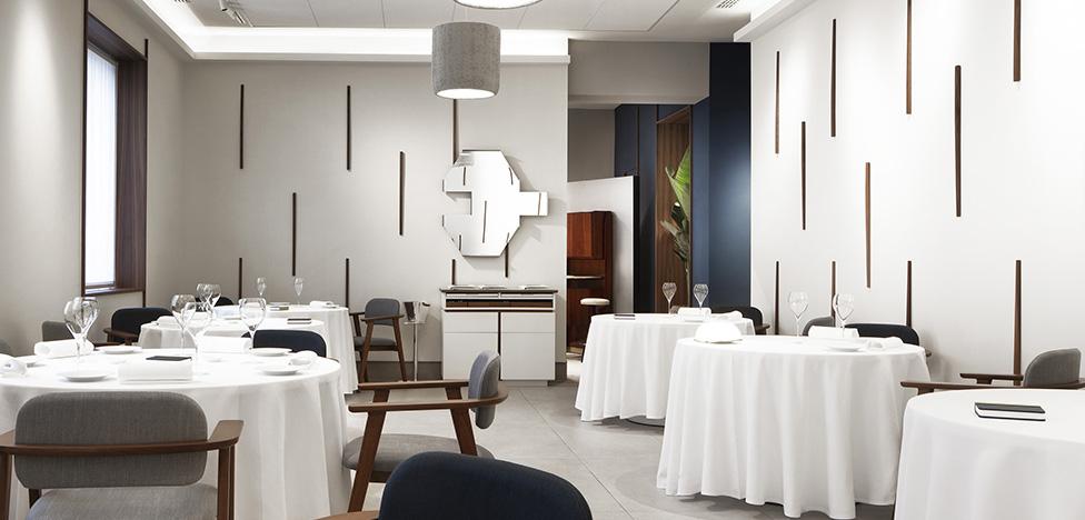 Обновление ресторана Il Luogo di Aimo e Nadia в Милане
