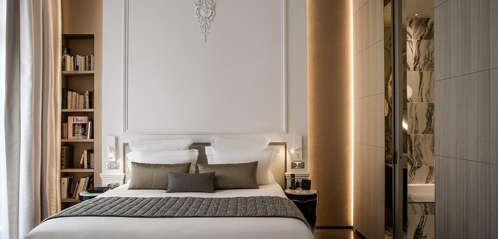 Studio Jean-Philippe Nuel: парижский дом-отель