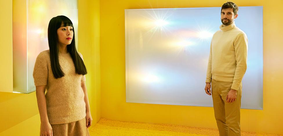Studio Swine: природа и технологии на выставке в Нью-Йорке