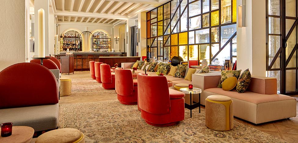 Проект Тристана Оэра: отель Sinner в Марэ