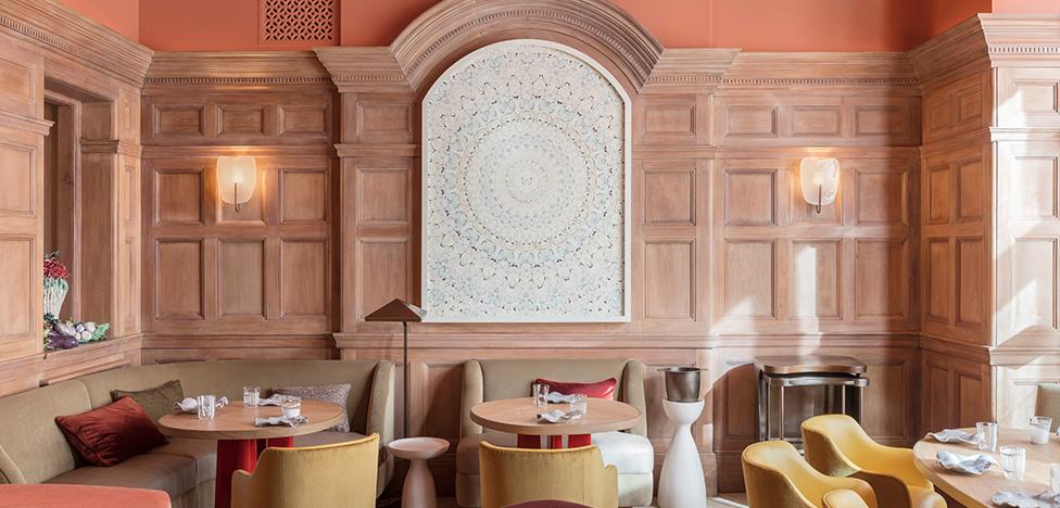 Шеф-повар и дизайнер: ресторан по проекту Пьера Йовановича в Лондоне