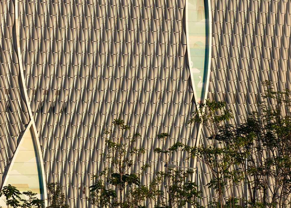 Revery Architecture: подвесная опера в Гонконге
