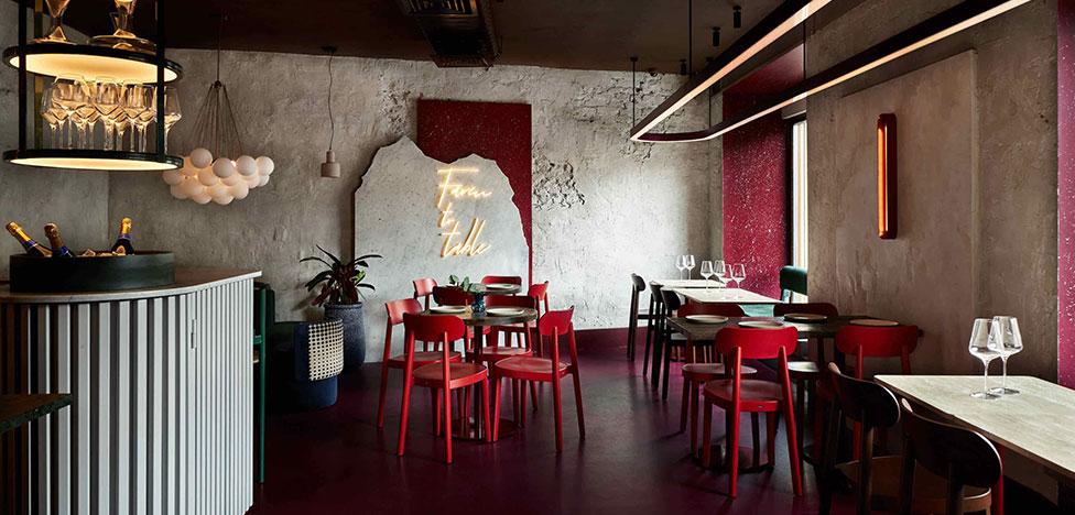 Юнна Лукинских: винный ресторан в Петербурге