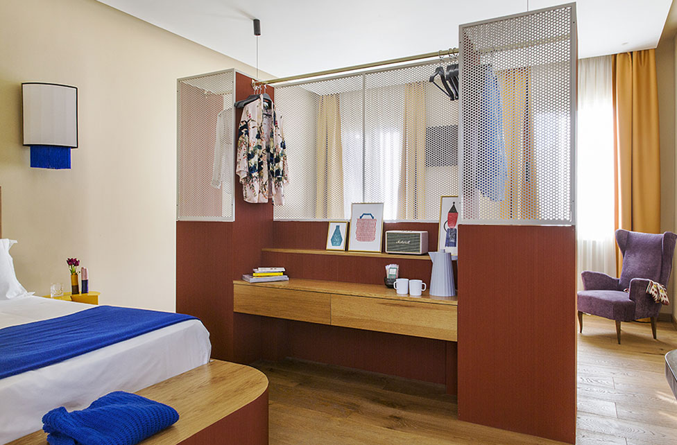 Бутик-отель Condominio Monti в Риме