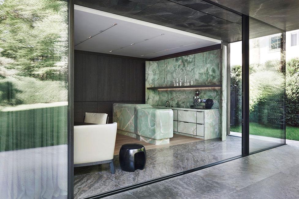 Роскошная резиденция в Мюнхене по проекту Powerhouse Company и Liaigre