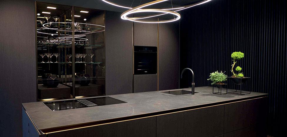 Архитектурная кухня SieMatic