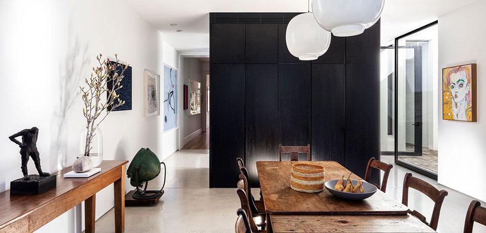 Архитекторы Dau: дом-галерея в Сиднее