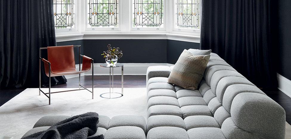 NSW Architecture Awards 2019: черно-белый дом Мэделин Блэншфилд