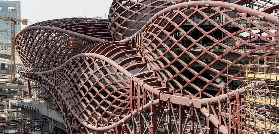Zaha Hadid Architects строят метро в Саудовской Аравии