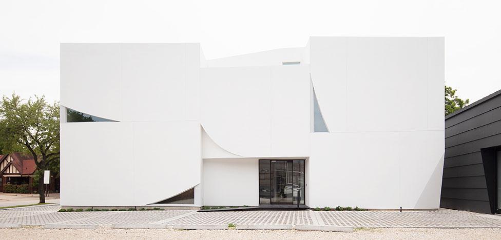Schaum/Shieh Architects: арт-центр в Хьюстоне