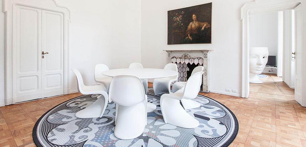 Итальянский интерьер: 5 дизайнерских квартир в аренду