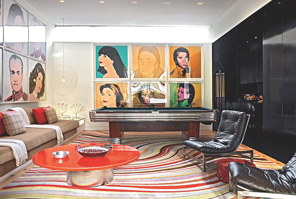 Эби Розен: дом, где искусство дороже дома