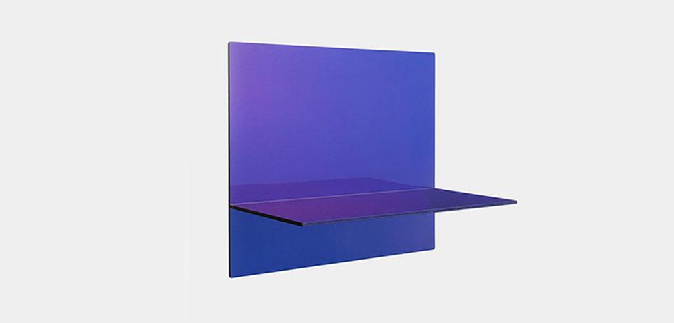 12 полок: стеллаж как произведение искусства