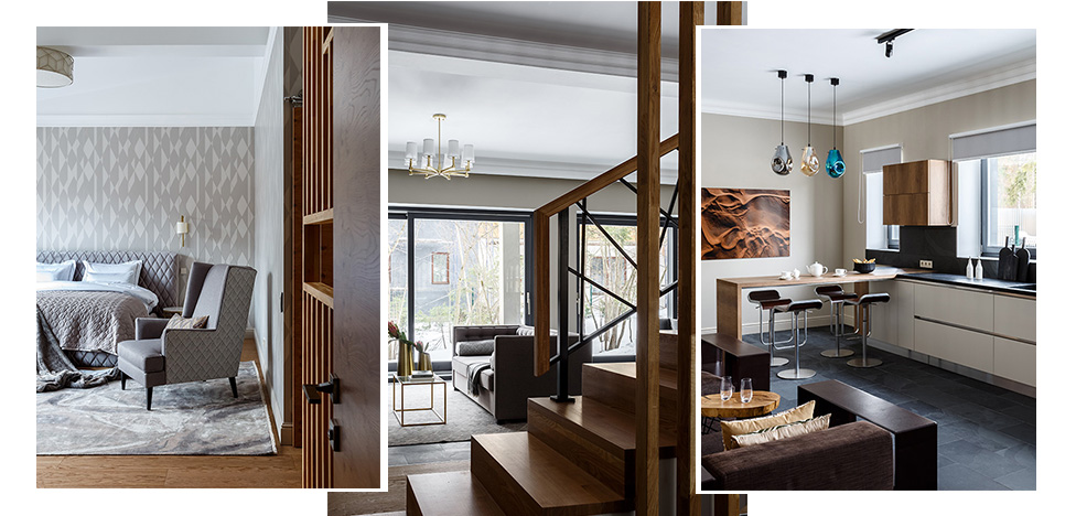 Проект cтудии Well-Design: дом под ключ
