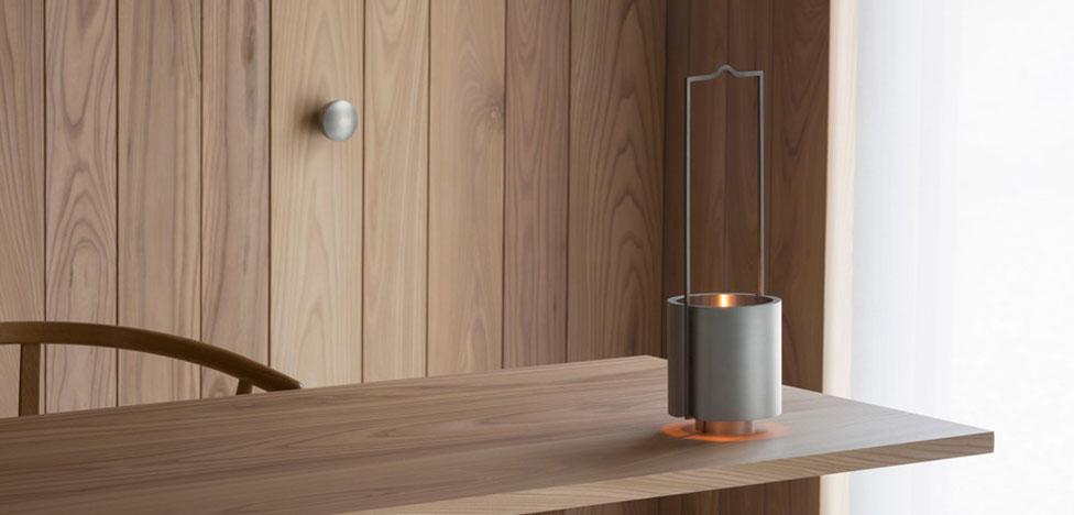 Газовая лампа Джона Поусона