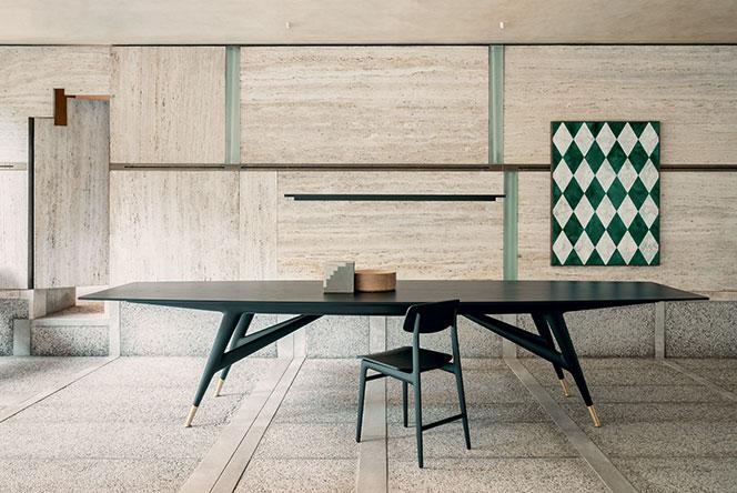 Итальянский дизайн в итальянских интерьерах