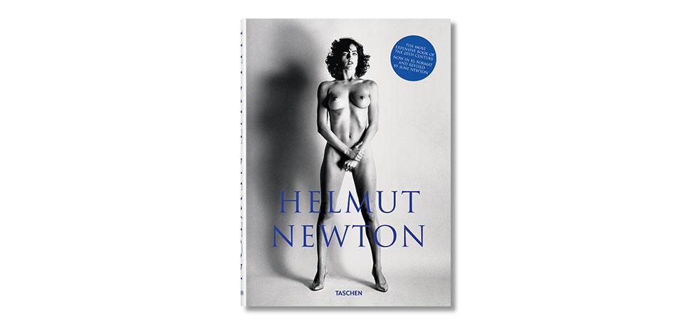 Альбом Хельмута Ньютона выпустило издательство Taschen