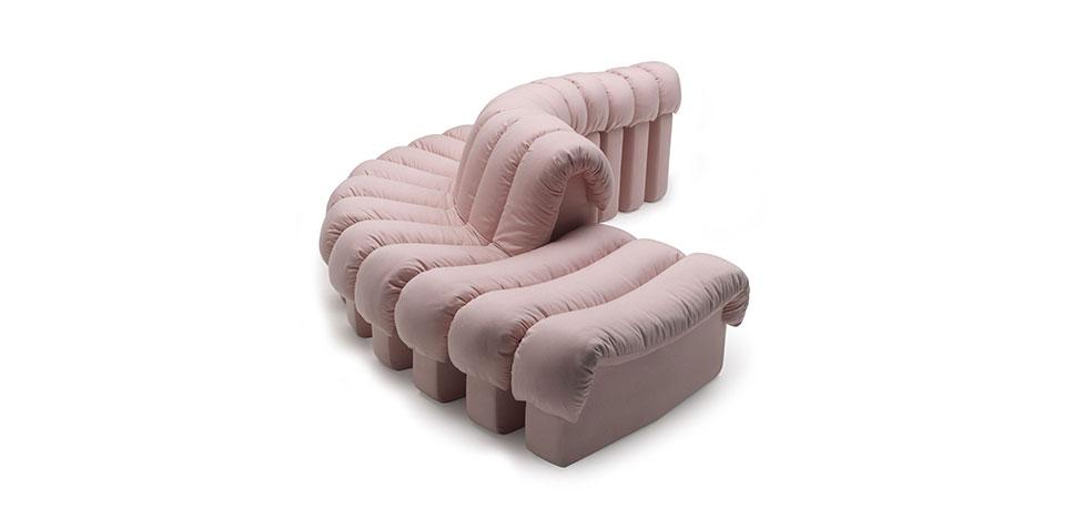 Tatzelwurm: cамый длинный диван в мире