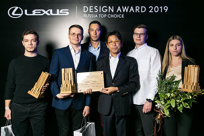 Lexus Design Award 2019: победители русского этапа