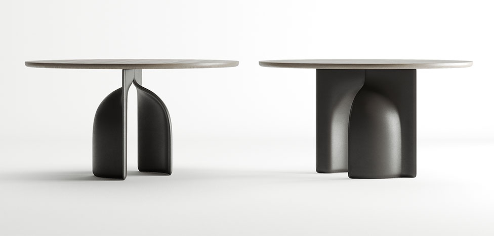 Дмитрий Козиненко: стол Bell