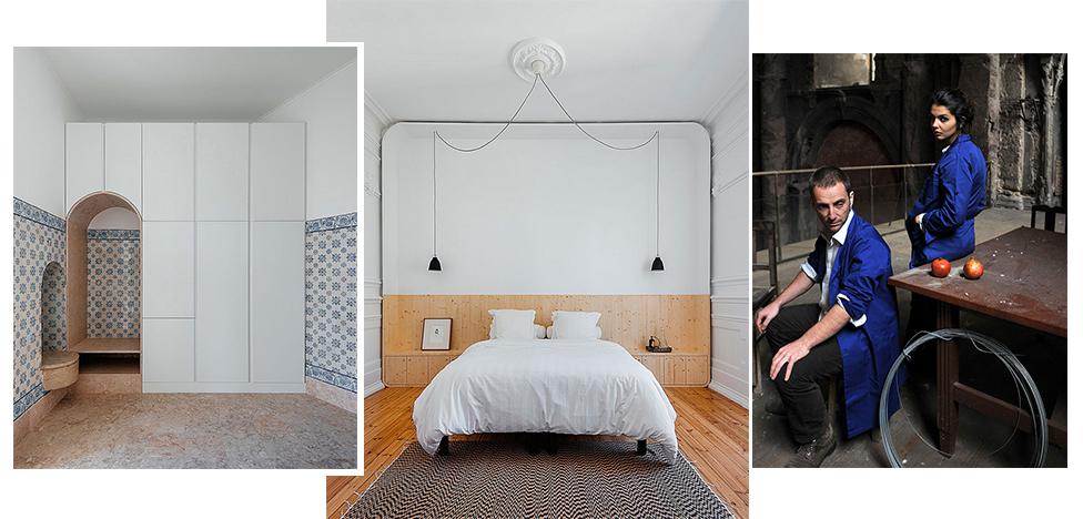 Aurora Arquitectos: квартира с классическим декором
