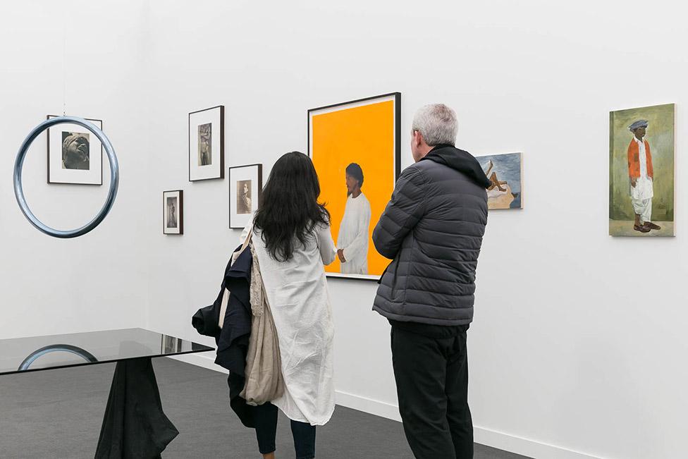 Frieze New York: новое искусство в большом городе