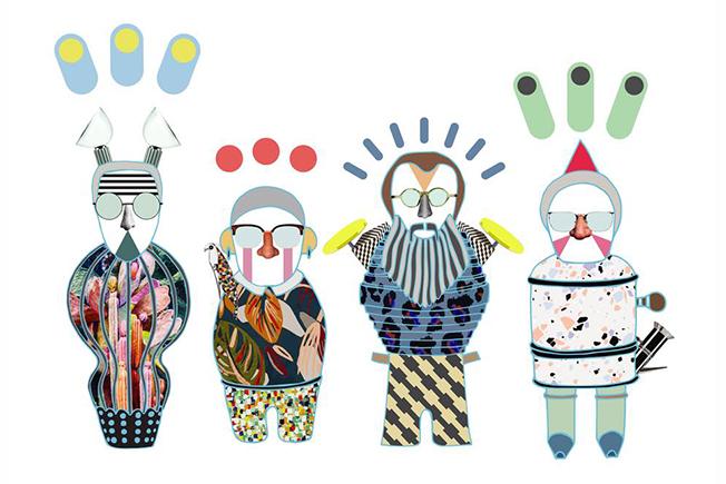 Декор и технологии в дизайне Елены Сальмистраро