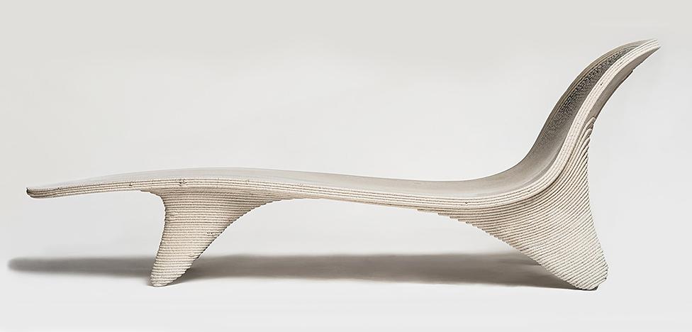Напечатанная мебель Филиппа Адуатца
