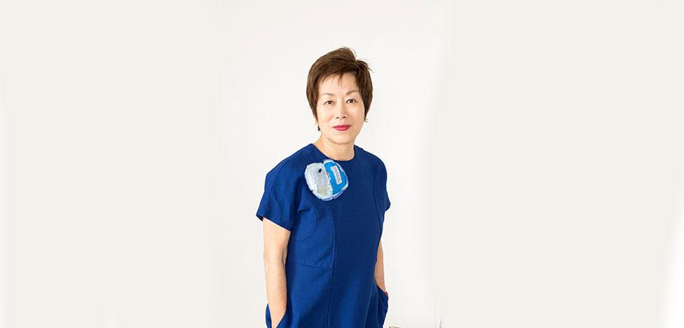 Акико Фукаи: о будущем моды и самопознании
