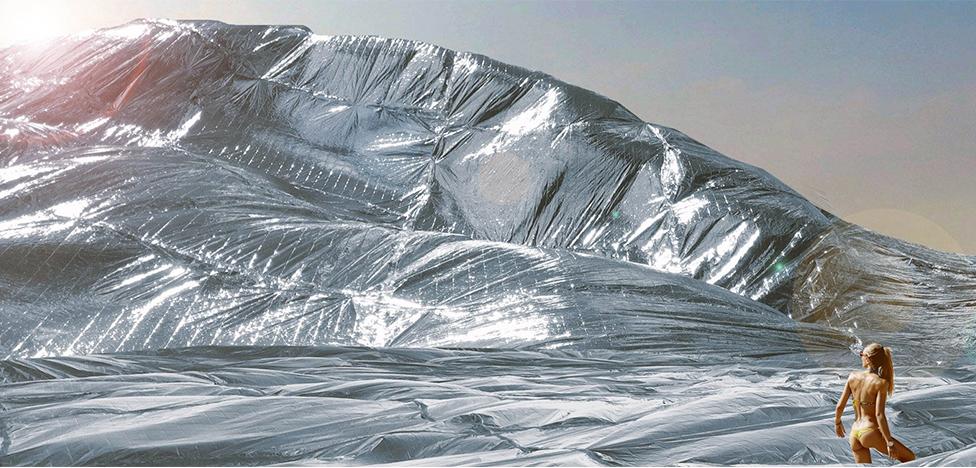 Александр Штанюк: космическое одеяло
