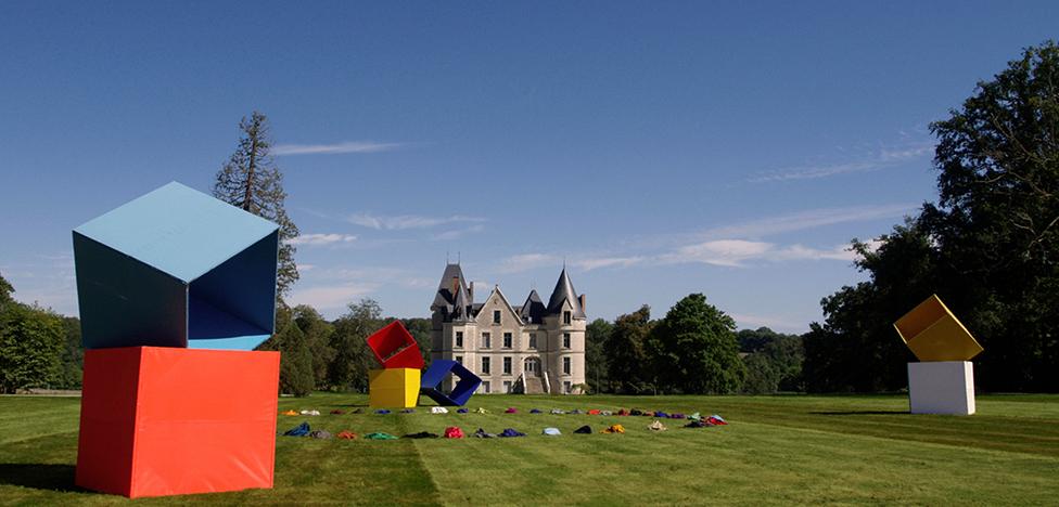 Дизайнерская школа Domaine de Boisbuchet
