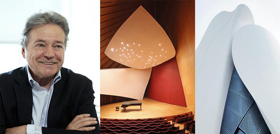 Кристиан де Портзампарк получил японскую премию