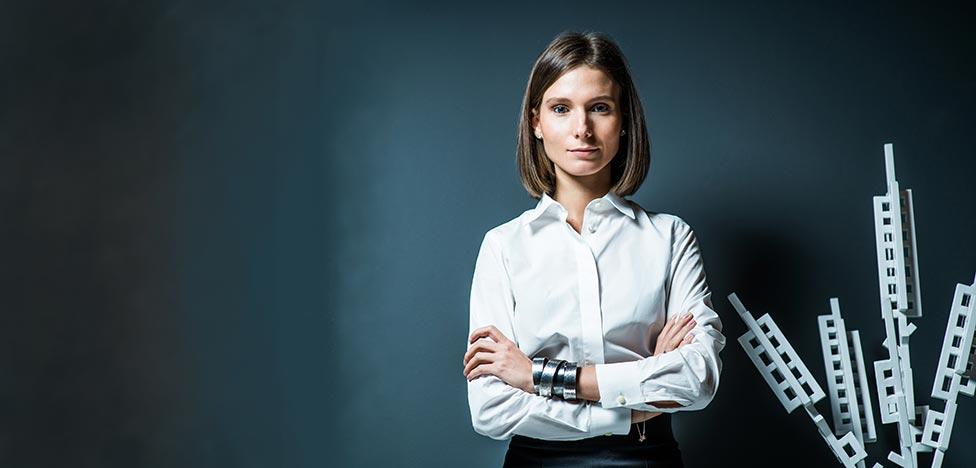 Галерист Алина Пинская: «меценатство — это инвестиция в пользу всех»