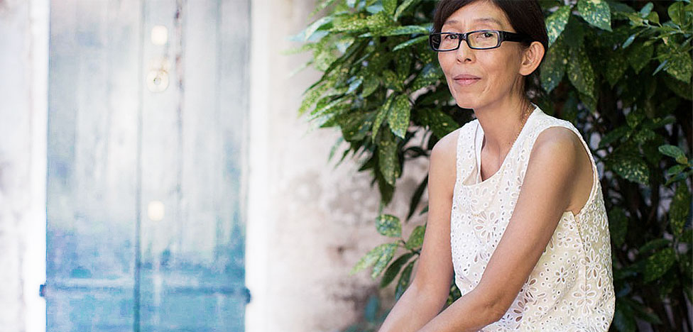 Кадзуо Сейдзима: от женского общежития до Лувра